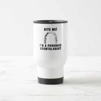 Bite Me! Travel Mug