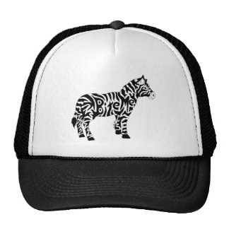 Bite Me Zebra Cap