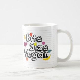 Bite Size Vegan Mug New Logo