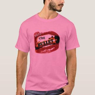 Bite The Bullet T-Shirt Pink