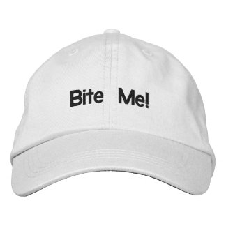 BiteCha Personalized Adjustable Hat Baseball Cap