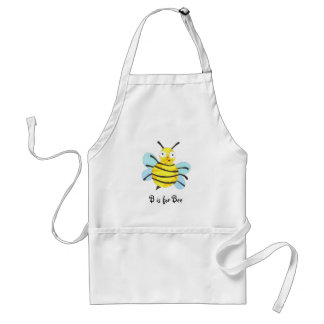 Bitner the Bee Standard Apron