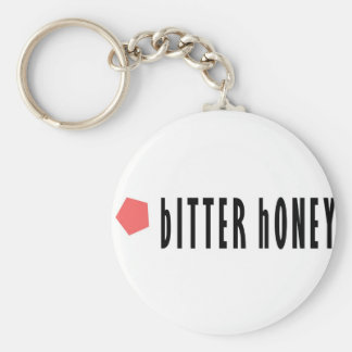 Bitter Honey Key Ring
