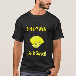 Bitter Lemon design for men T-Shirt