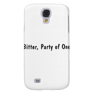 Bitter Part Of One Galaxy S4 Case