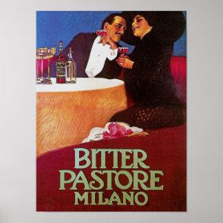 Bitter Pastore Poster