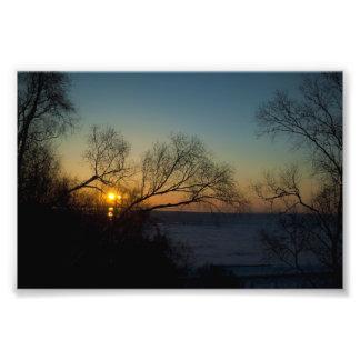Bittersweet Sunset Photo Art