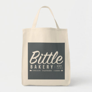 Bittle Bakery Grocery Tote