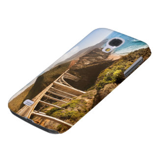Bixby Bridge, Big Sur, California, USA Galaxy S4 Case
