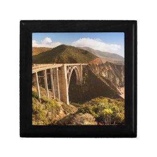 Bixby Bridge, Big Sur, California, USA Gift Box
