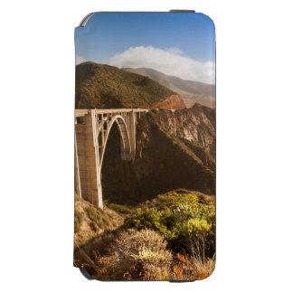 Bixby Bridge, Big Sur, California, USA Incipio Watson™ iPhone 6 Wallet Case