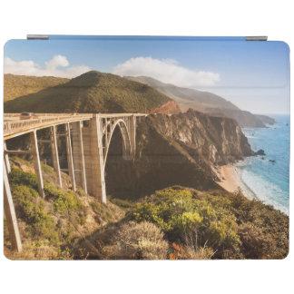 Bixby Bridge, Big Sur, California, USA iPad Cover