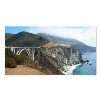Bixby Bridge, Big Sur Photo Art