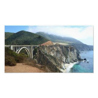 Bixby Bridge, Big Sur Photo Print