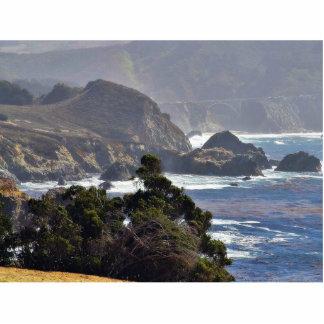 Bixby Bridges Ocean Coastlines Photo Cutouts