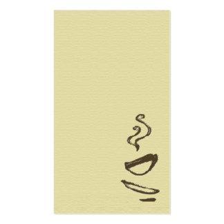 Biz Card - Coffee Business Card Templates