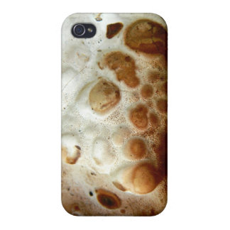 Bizarre nature alien skin tree fungus macro photo case for the iPhone 4