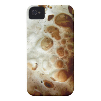 Bizarre nature alien skin tree fungus macro photo iPhone 4 Case-Mate case