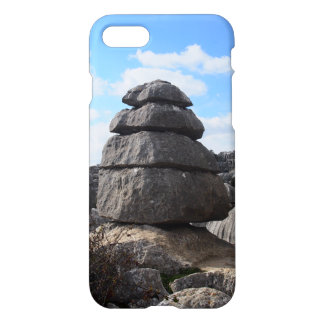 Bizarre Rocks Photo in Torcal Natural Park (Spain) iPhone 8/7 Case