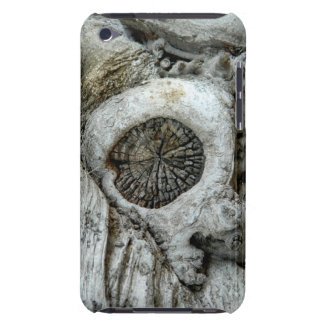 Bizarre tree abstract round shape iPod touch cases