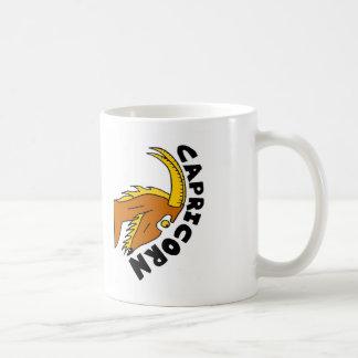 Bizarro Zodiac Capricorn, Color Coffee Mug