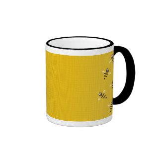 Bizzy Bees Ringer Mug