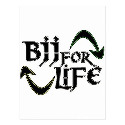 BJJ 4 Life Postcards