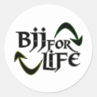 BJJ 4 Life Sticker