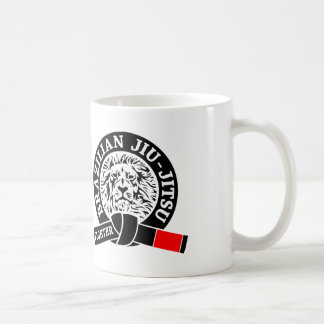 BJJ - Brazilian Jiu-Jitsu Fighter Coffee Mug
