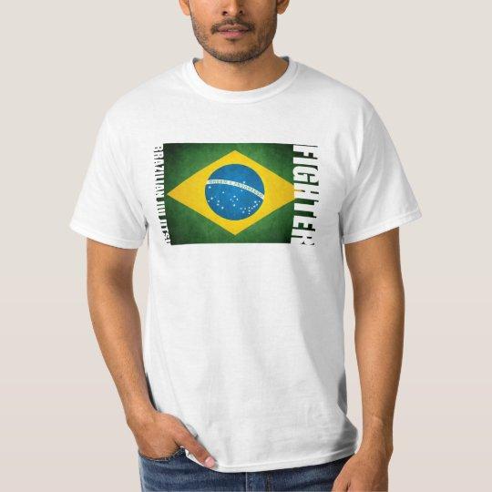 BJJ Brazilian Jiu Jitsu Fighter T-Shirt