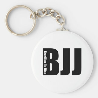 BJJ - Brazilian Jiu Jitsu Key Ring