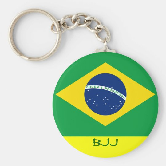 BJJ, Brazilian Jiu Jitsu Key Ring