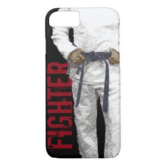 BJJ Jiu Jitsu Gi Fighter Phone Case