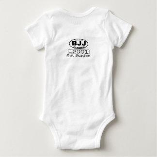 BJJ Onezie for Baby jiu jitsu kids Baby Onesie
