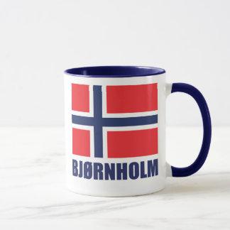 Bjornholm Norway Mug