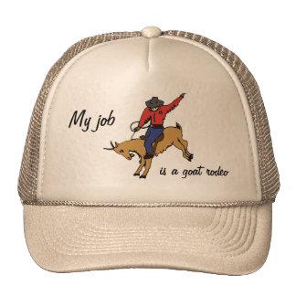 BK- Goat Rodeo Job Hat