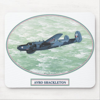 BKB 4 Avro Shackleton LS B copy Mouse Mat