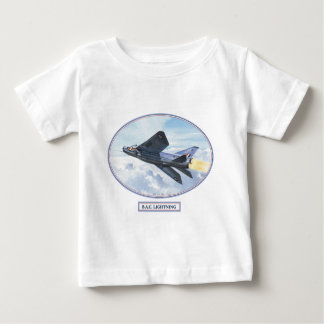 BKB 5 B.A.C. [English Electric]  Lightning LS copy Baby T-Shirt