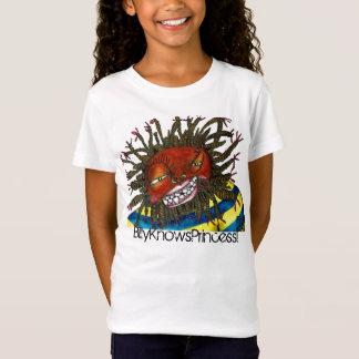 bkPrincessQRcode Tgirls T-Shirt