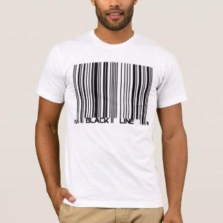 BL UPC Label T-Shirt