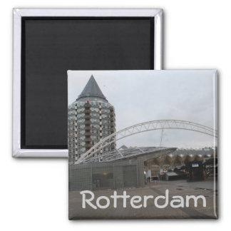 Blaak, Rotterdam Square Magnet