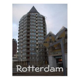 Blaaktoren, Rotterdam Postcard