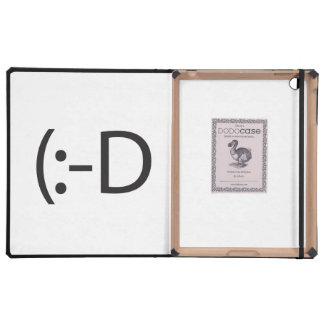 blabber mouth ai iPad folio cases