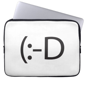 blabber mouth ai laptop sleeve