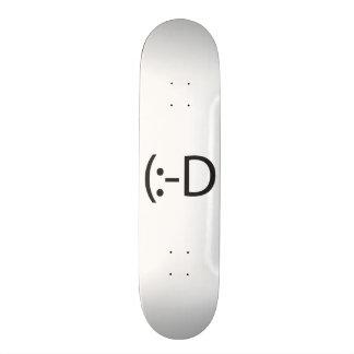 blabber mouth ai skateboard deck