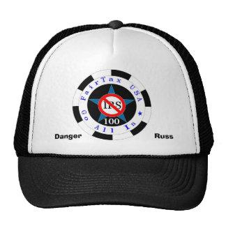 Black 100, Danger                          Russ Cap