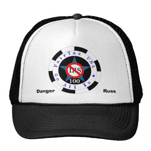 Black 100, Danger                          Russ Hat