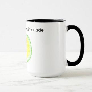 Black 15 oz Combo Limenade Mug