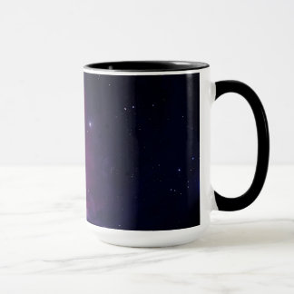 Black 15 oz Ringer Mug
