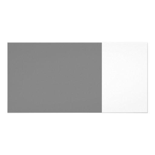 black 8 x 11 50 lightness DIY custom product Customized Photo Card